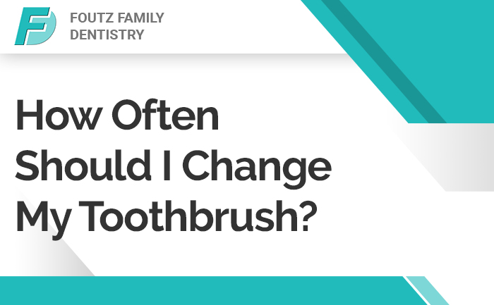 How Often Should I Change My Toothbrush?